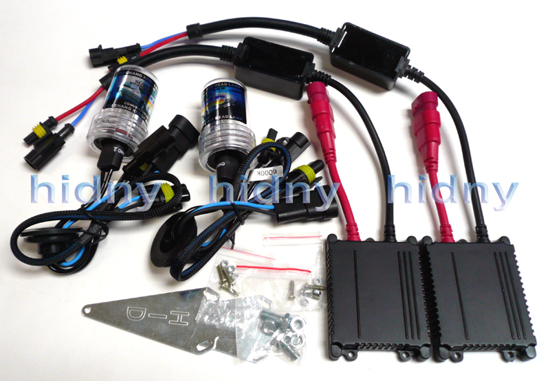 HID-104S> HID Single Beam 1.5 cm THICK Slim Conversion Kit